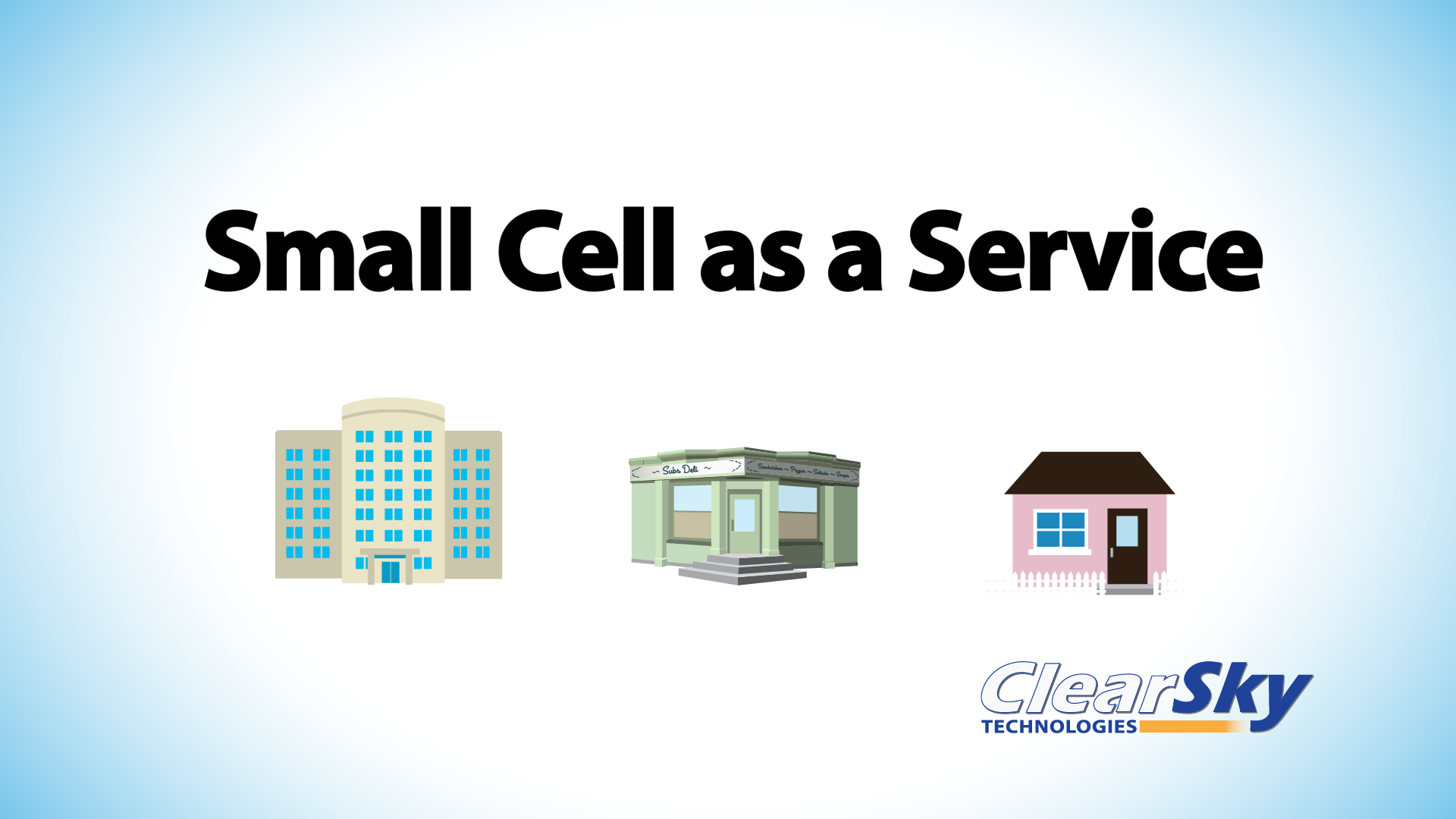 Video de Small Cell como un Servicio